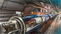 Working in a place like nowhere else on earth: CERN