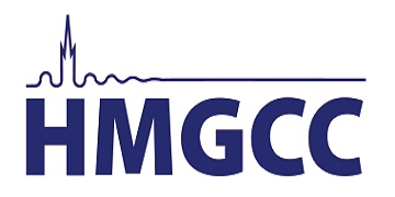 The logo of HMGCC - valued customer of Swicofil, your global yarn and fiber expert