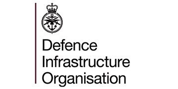 Defence Infrastructure Organisation logo