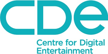 The Centre for Digital Entertainment - Bournemouth University logo