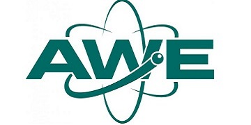 Atomic Weapons Establishment (AWE) logo