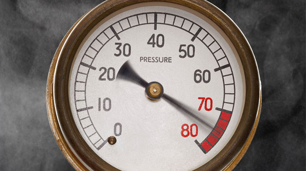 how to work effectively under pressure