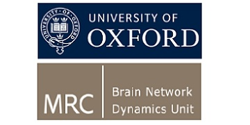 MRC Brain Network Dynamics Unit at the University of Oxford logo