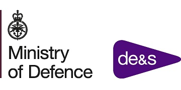 Defence Equipment & Support, Defence Engineering and Science Group logo