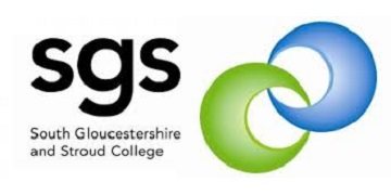 South Gloucester and Stroud College logo