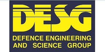 Defence Engineering and Science Group (DESG) logo