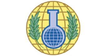 Organisation for the Prohibition of Chemical Weapons logo