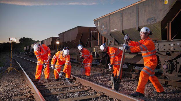 The railway sector could be for you – here's why