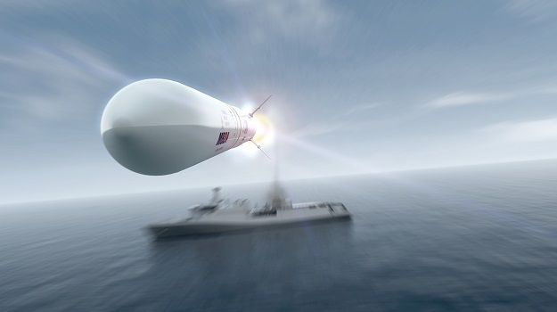 Working for MBDA – Defence at Sea