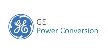GE Power Conversion logo