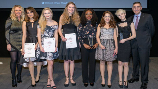 The Young Woman Engineer of the Year Awards 2017: Inspiring Engineers